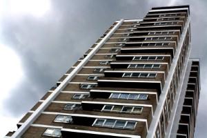 Dry Riser High Rise Building