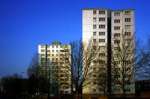 Dry Riser High Rise Buildings